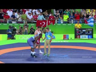 Греко-римская борьба Мужчины 130 кг-финал