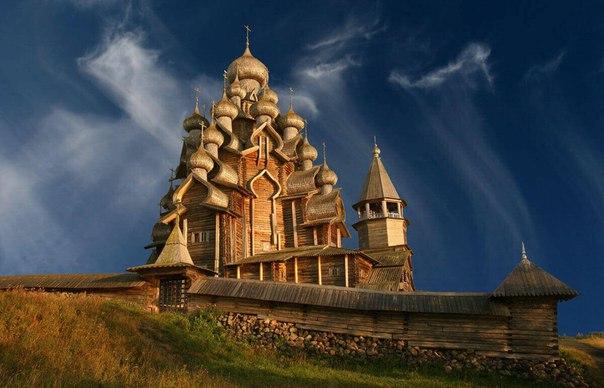 Церковь Преображения Господня на Кижском погосте