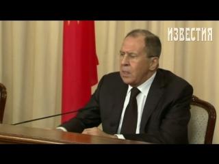 Лавров назвал подлыми попытки СМИ связать теракт в Петербурге с Сирией
