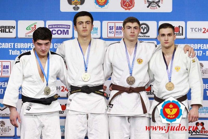 Таджикский спортсмен выиграл юношеский Кубок Европы по дзюдо