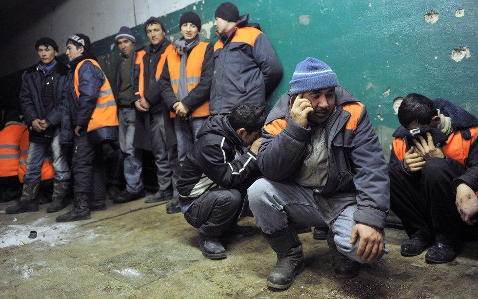Российские полицейские не будут наказывать граждан Таджикистана