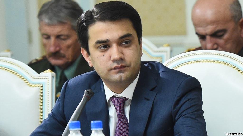 Рустам Эмомали официально вступил в должность мэра Душанбе