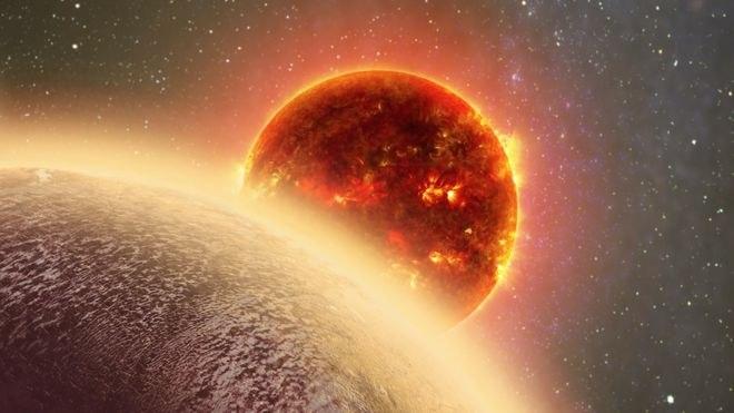 Ученые обнаружили атмосферу на планете, похожей на Землю
