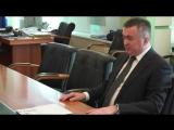 Встреча А.Метелева с губернатором Приморского края В.Миклушевским