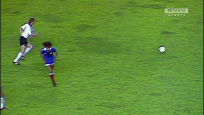 Величайшие футболисты | Мишель Платини