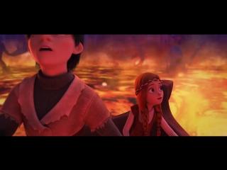 «Снежная королева 3. Огонь и Лед» 2016 [ Официальный трейлер мультфильма]