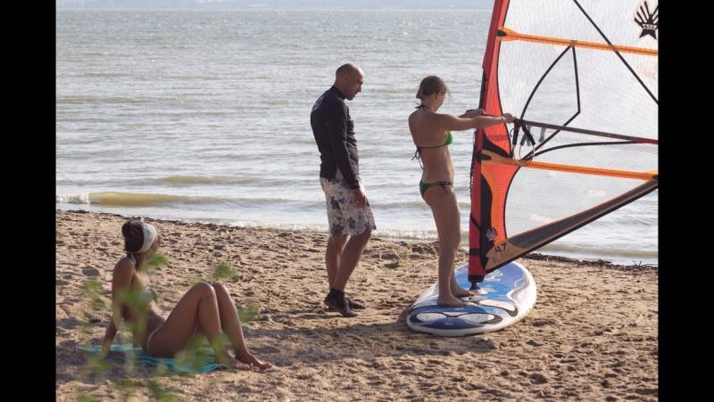 13 MAY 2012 на озере Ялпуг (пляж Бабель, база отдыха (СДП-УДП) ,,ПРИБОЙ,, Виндсерфинг в Измаиле