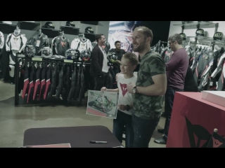 Dainese D-Store Orange County- The Grand Re-Opening