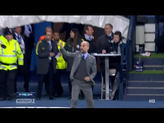 124 CL-2016/2017 Manchester City - FC Barcelona 3:1 (01.11.2016) HL