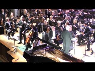 Бетховен Концерт для фортепиано, скрипки и виолончели с оркестром