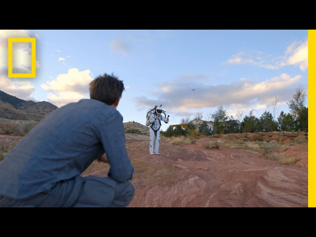 Taking a Jet Pack Flight | Explorer