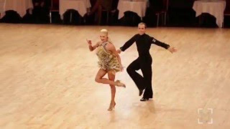 Рикардо Кокки и Юлия Загоруйченко (Riccardo Cocchi and Yulia Zagoruychenko) (Disney 2015 , Jive)
