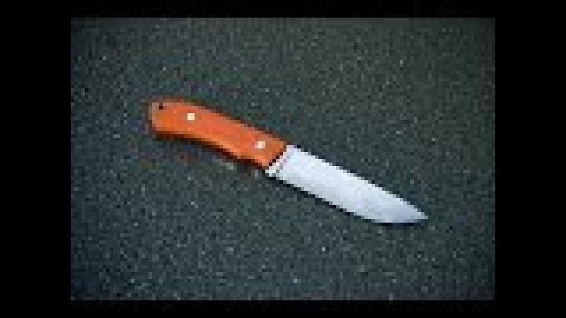 Новые ножи от Влада-ч из М390