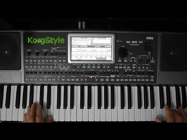 Blue System – My Bed Is Too Big (Korg Pa 900) EuroDisco