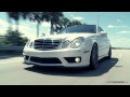 Mercedes Benz E63 AMG on 20 Vossen VVS CV3 Concave Wheels Rims