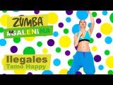 Zumba #Galenina. Ilegales - Tamo Happy