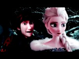 hiccup x elsa  bleeding love  mep part