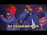 N.W.A.'s Last Performance with Eazy-E LOST FOOTAGE 12 Live