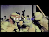 Raphael &amp Donatello  now i'm lovestruck