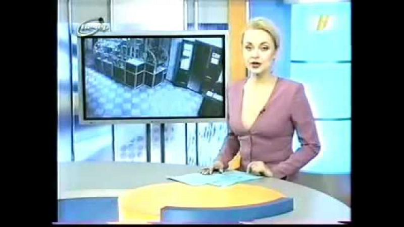 Полтергейст в больнице. Барнаул 2009 год