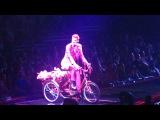 Queen + Adam Lambert  Don't Stop Me NowBicycle RaceIILWMC  Kansas City, MO, 09.07.2017