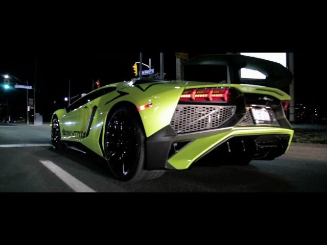 Lamborghini Aventador LP750-4 SV | Armytrix Titanium Exhaust | YST Canada