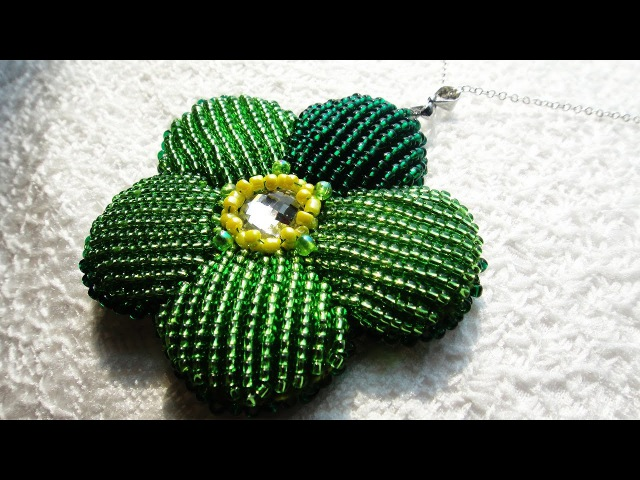 Hand Embroidery Ideas with Beads | DIY Jewelry | DIY Stitching
