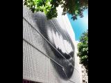ULMA Facade in the Museum on Image and Sound-MIS, in Rio de Janeiro