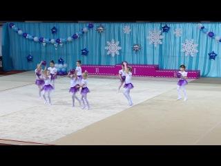 Принцесса спорта. Зимняя сказка 2017 - Минск - 24.12.2016 - 11.00 - 6