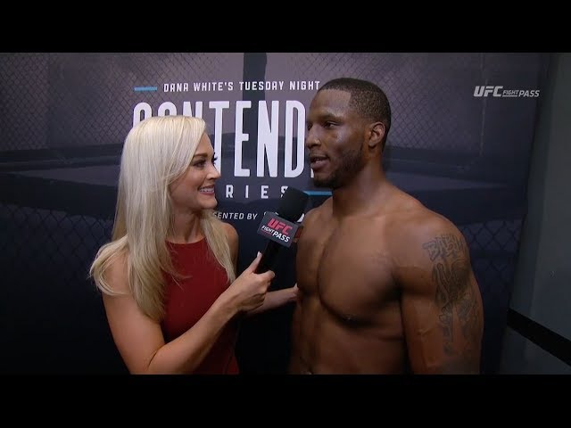 Dana White's Tuesday Night Contender Series: Karl Roberson - I Love Elbows