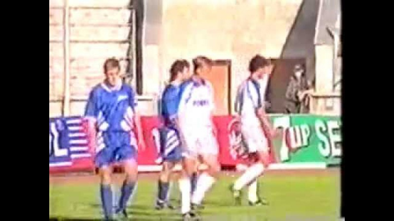 Зенит 0-2 Ростсельмаш / 07.08.1996 / Высшая Лига