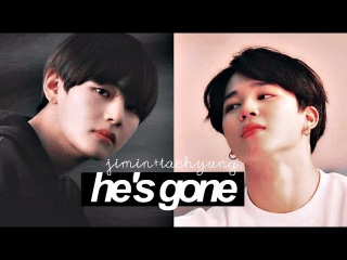 vmin (jimin x taehyung) - he's gone - fmv[+fake subs] part1