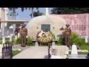 Brahim Gali rinde tributo a Jose Marti y a Fidel Castro en Santiago de cuba