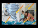 NATURAL DISASTER SURVIVAL Дети Спасение Family Fun Kids Thunderstorm Tornado in the house