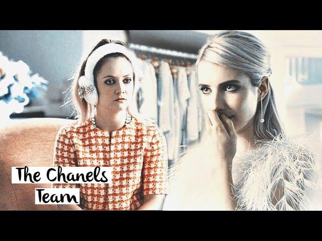 Королевы крика | Scream Queens (2015)