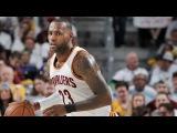 Обзор НБА Кливленд Кавальерс — Индиана Пэйсерс  15.04.17