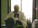 Jonas Paulius II prabyla Lietuvai Castelgandolfo 1984 08 25
