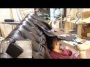 Capitonnè Capolavoro di artigianato in pelle