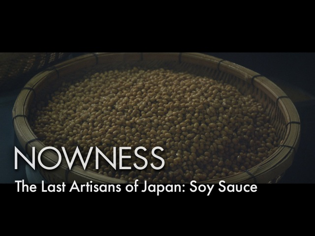 The Last Artisans of Japan: Soy Sauce