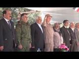 Трогательные кадры Радостные дети и Гимн России  сирийцы встречают российски ...
