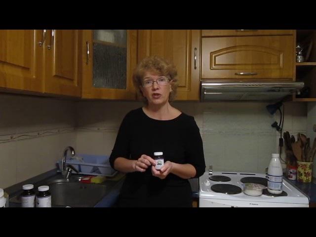 Формы кальция в продуктах NSP Как выбрать؟ Н.Смирнова