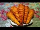 Трубочки из Слоеного Теста Слоёные Трубочки Пирожные Пошаговый Рецепт Просто и Быстро