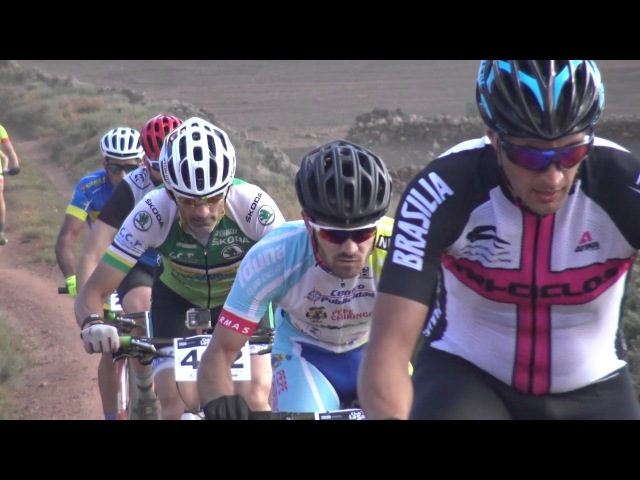 4 Stage MTB Race Lanzarote - stage 2 - February 5th 2017