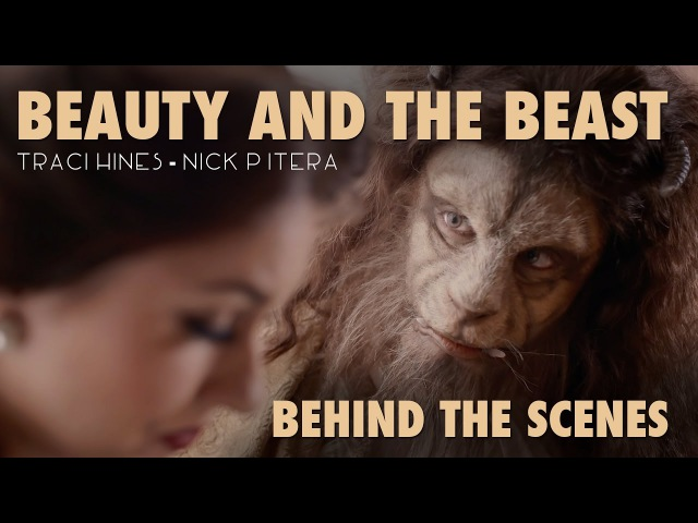 Disney's Beauty and the Beast - Traci Hines Nick Pitera - Behind the Scenes