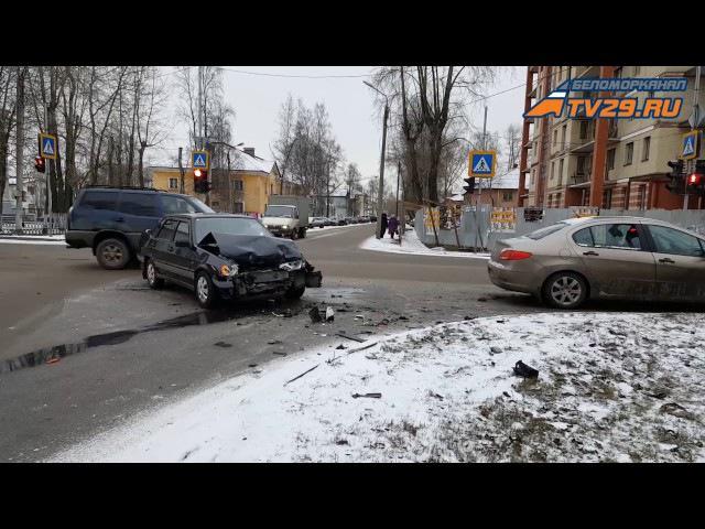 Авария Беломорканал Северодвинск