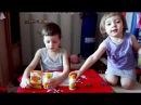 Вкусно детям витаминки wellness и омега 3