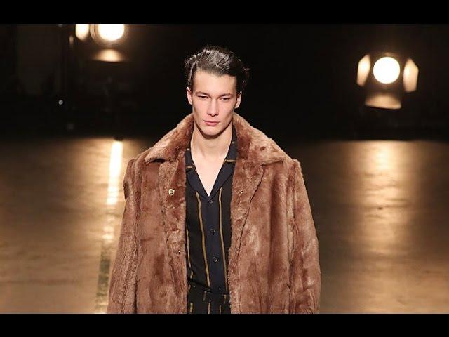 EVAN PANKRATOV for Sean Suen | Fall Winter 2017/2018 Full Fashion Show | Menswear