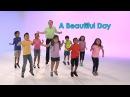 Good Morning Song | A Beautiful Day | Brain Breaks | Jack Hartmann