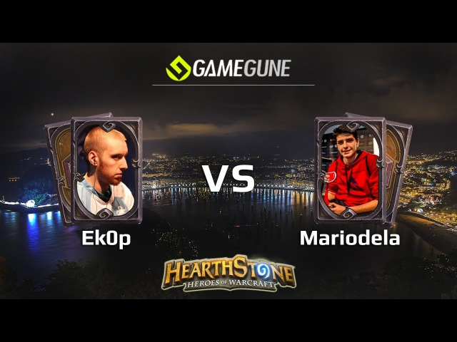 [RU] Ek0p vs Mariodela, GameGune 2016 Semi-Finals