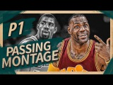 LeBron James UNREAL Offense Passing Highlights 20162017 (Part 1) - The BEAUTY!